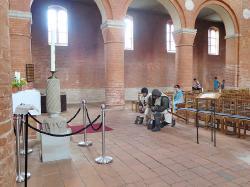 Besuch des Kloster Jerichow
