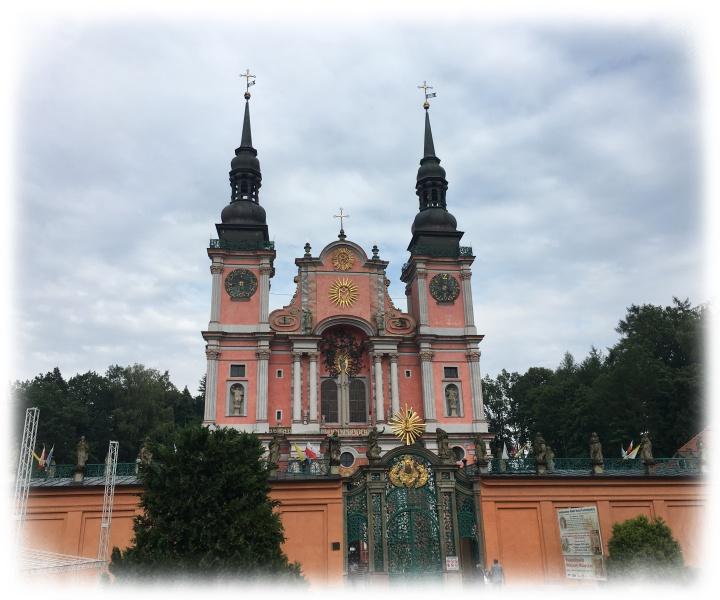 Im Ordenland Preussen Teil 4 Kirchen Heilige Linde - Święta Lipka