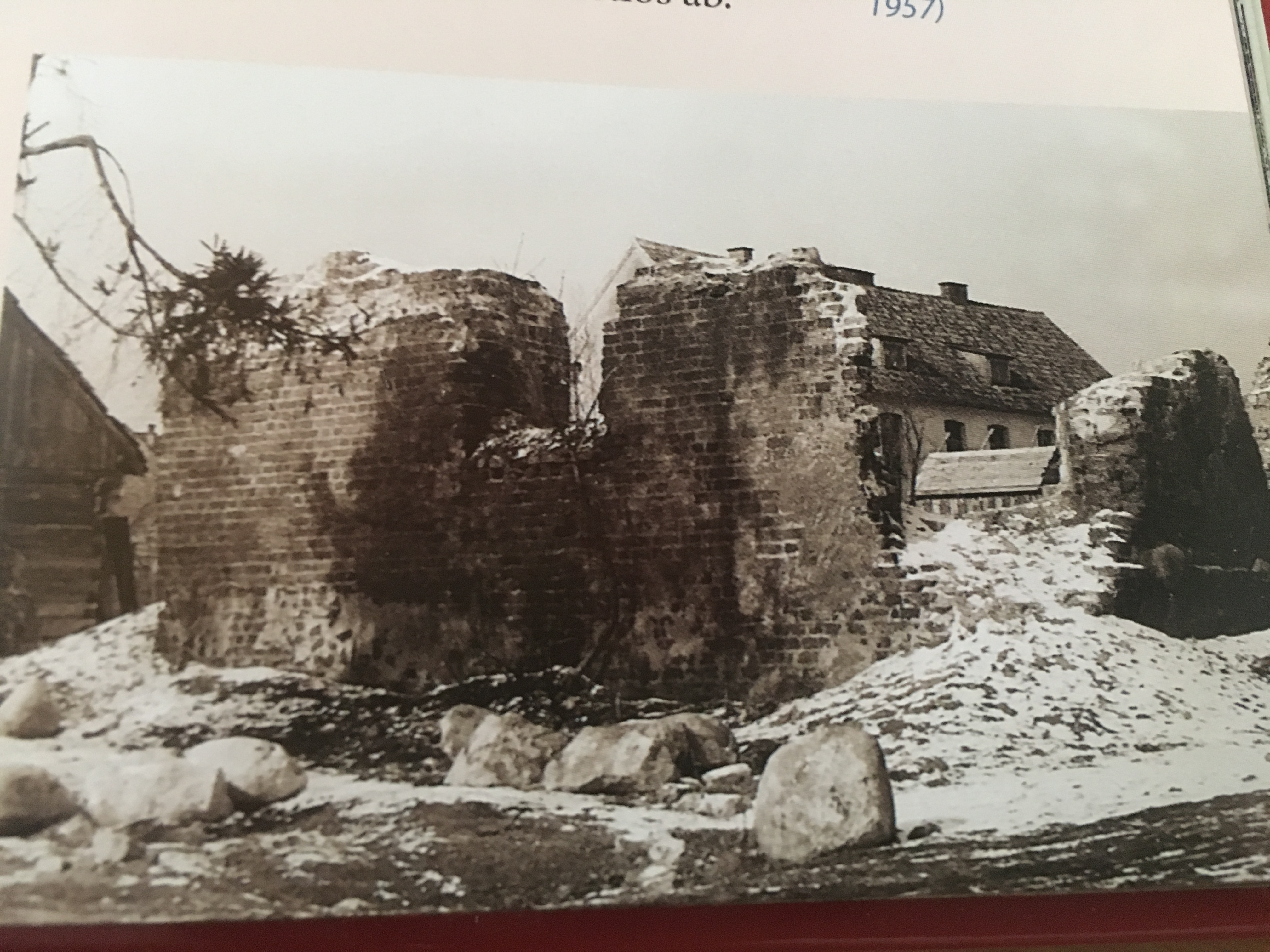 Burgen im Ordensland Preussen-Teil 2 Johannisburg