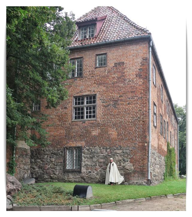 Burgen im Ordensland Preussen-Teil 2 Rastenburg
