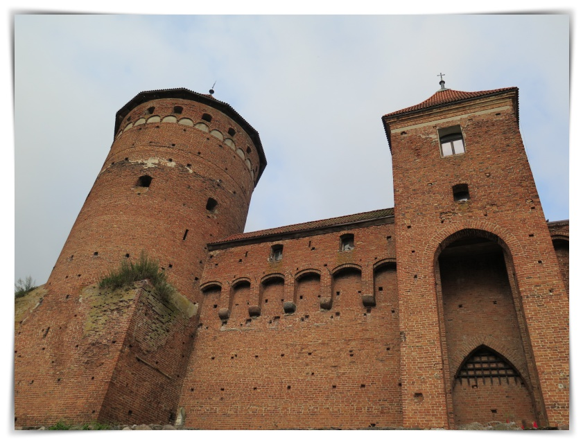 Burgen im Ordensland - Preussen Teil 1 Rössel